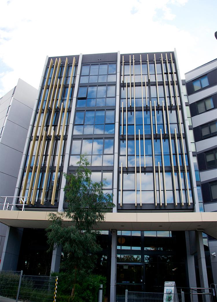 Burwood Campus Deakin MB Building